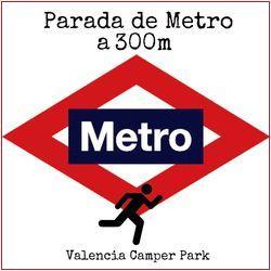 Al centro de Valencia, directo y en 25 minutos