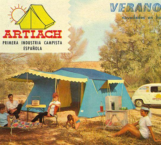 Tiendas de campaña Artiach