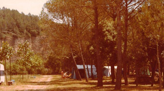 Primeros campings