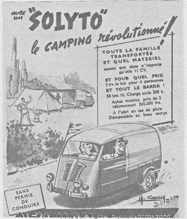 Solyto, vehículo sin carnet